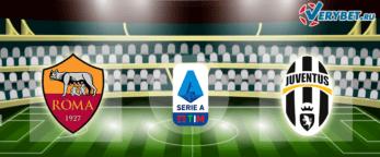 Рома - Ювентус 27 сентября 2020 прогноз