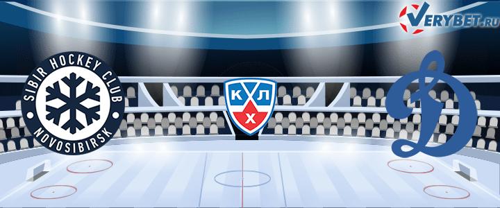 Сибирь — Динамо Москва 16 сентября 2020 прогноз