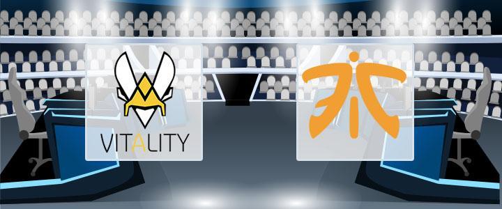 Team Vitality – Fnatic 15 сентября 2020 прогноз