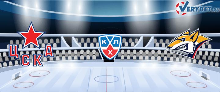 ЦСКА — Металлург Магнитогорск 19 сентября 2020 прогноз