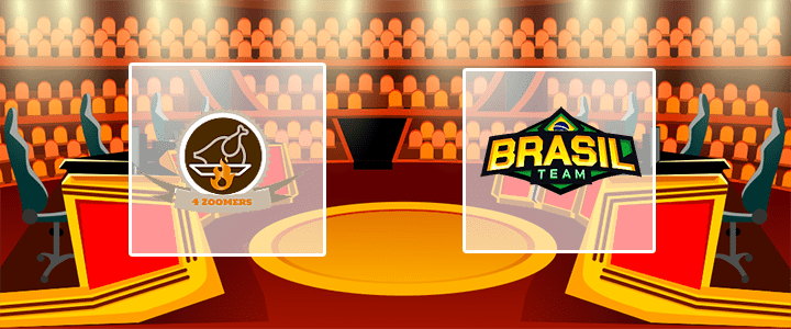 4 Zoomers – Team Brazil