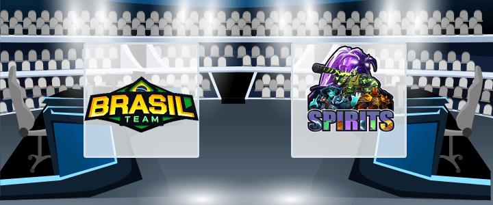 Team Brazil – Spirits