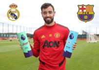 Бруно Фернандеш Реал или Барселона