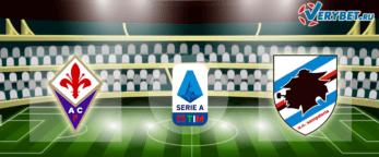 Фиорентина – Сампдория 2 октября 2020 прогноз