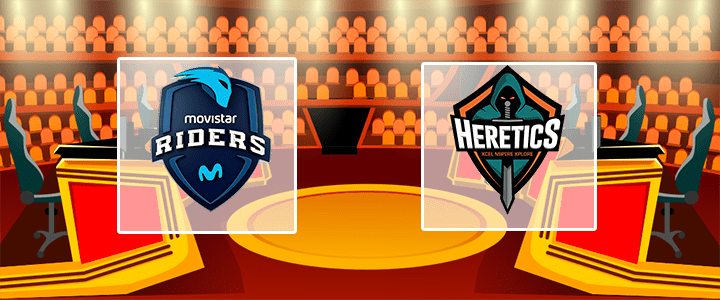 Movistar Riders – Team Heretics