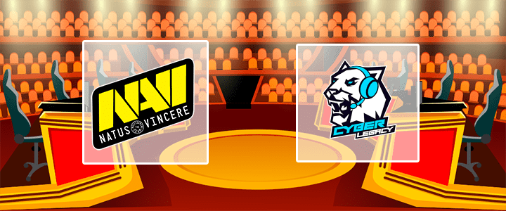 Natus Vincere – Cyber Legacy