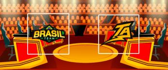 Team Brazil – Thunder Predator