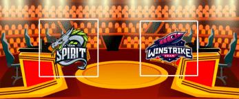 Team Spirit – Winstrike 21 октября 2020 прогноз