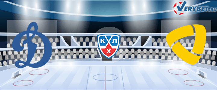 Динамо Москва — Северсталь