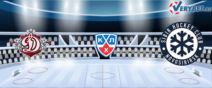Динамо Рига — Сибирь