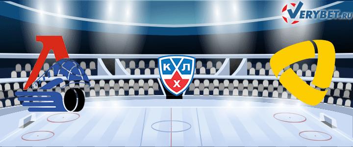 Локомотив — Северсталь