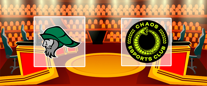 New England Whalers – CHAOS