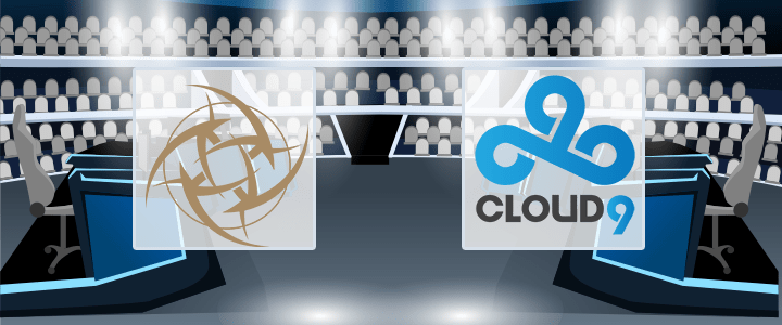 Ninjas in Pyjamas – Cloud9