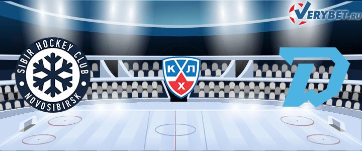 Сибирь — Динамо Минск