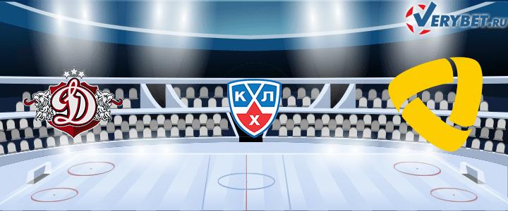 Динамо Рига — Северсталь