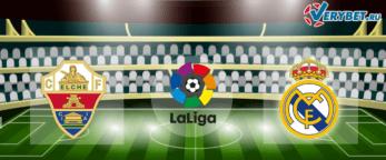 Эльче – Реал Мадрид