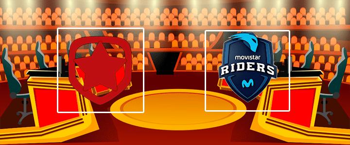 Gambit Esports – Movistar Riders