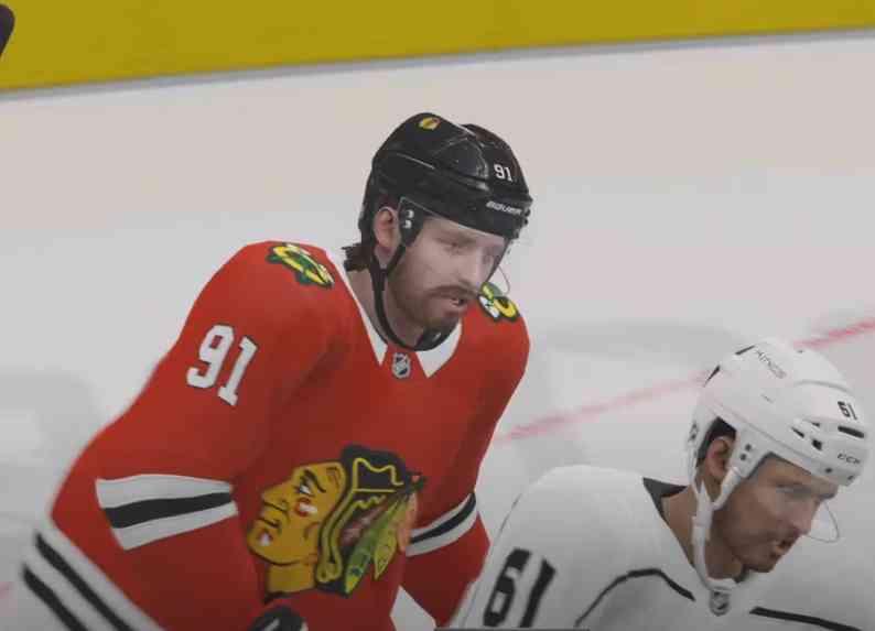 Игроки в НХЛ 21