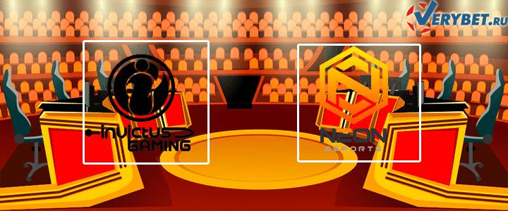 Invictus Gaming – Neon Esports
