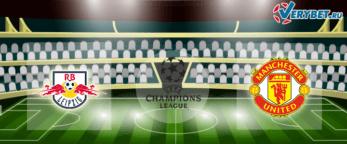 Лейпциг - Манчестер Юнайтед