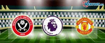 Шеффилд Юнайтед - Манчестер Юнайтед