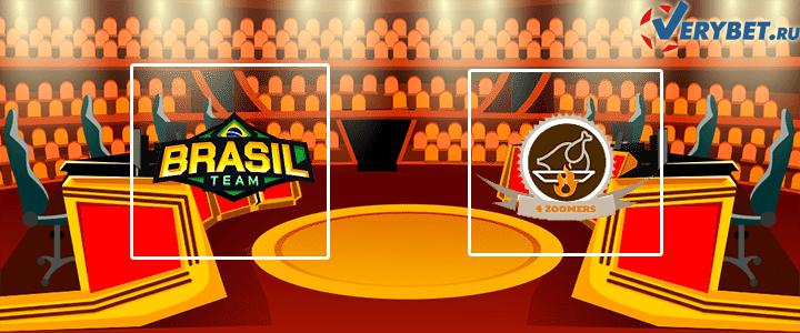 Team Brazil – 4 Zoomers