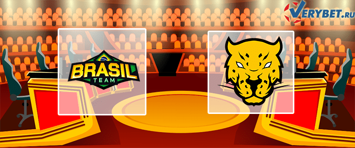 Team Brazil – Jaguares