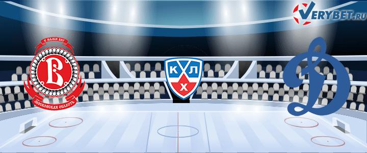 Витязь — Динамо Москва