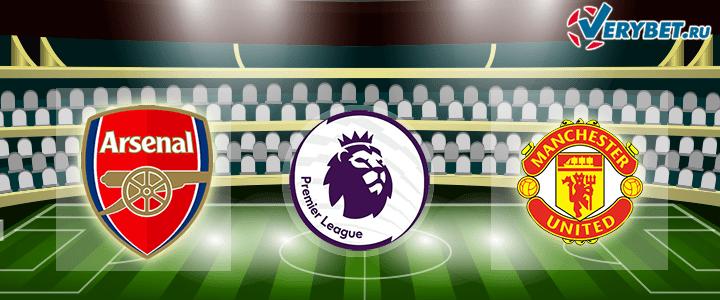 Арсенал – Манчестер Юнайтед 30 января 2021 прогноз