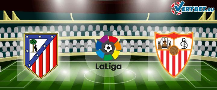 Атлетико - Севилья 12 января 2021