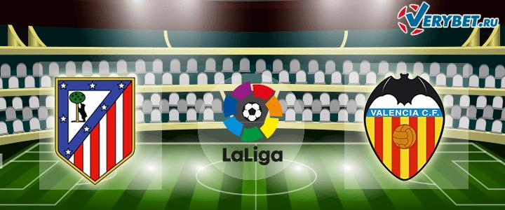 Атлетико – Валенсия 24 января 2020 прогноз
