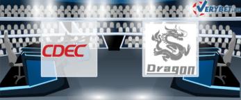 CDEC – Dragon 22 января 2021 прогноз