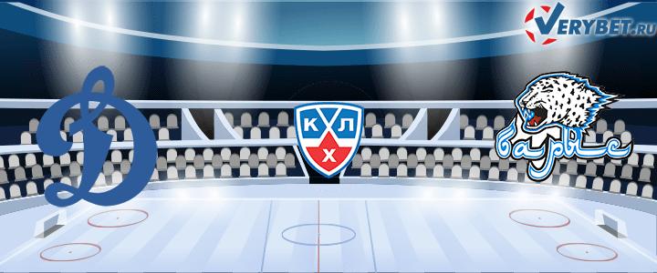 Динамо Москва — Барыс 21 января 2020 прогноз