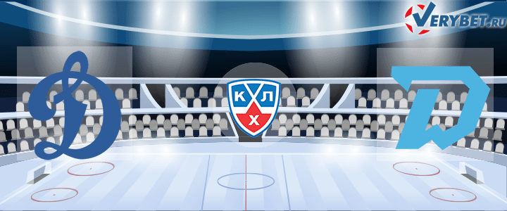 Динамо Москва — Динамо Минск 9 января 2021