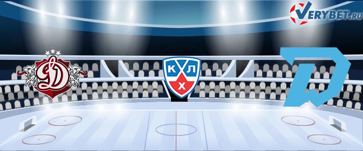 Динамо Рига — Динамо Минск