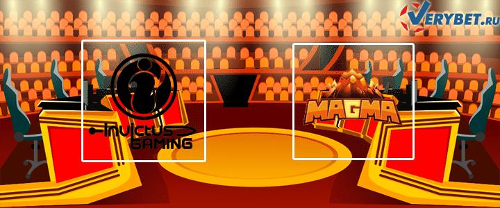 Invictus Gaming – Team MagMa