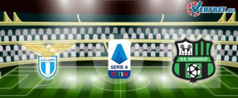 Лацио – Сассуоло 24 января 2020 прогноз