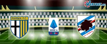 Парма - Сампдория 24 января 2020 прогноз