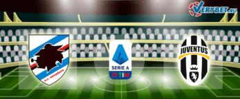 Сампдория - Ювентус 30 января 2021 прогноз