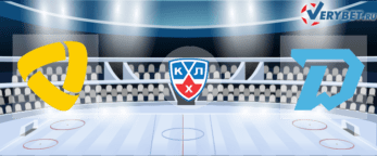 Северсталь — Динамо Минск