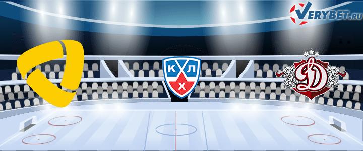 Северсталь — Динамо Рига 15 января 2021