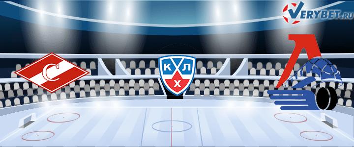 Спартак — Локомотив 11 января 2021