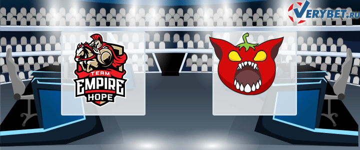 Team Empire – Hellbear Smashers