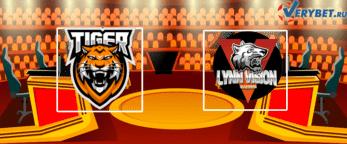 Tiger – Lynn Vision 11 января 2021