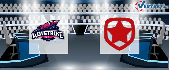Winstrike – Gambit Esports 25 января 2021 прогноз