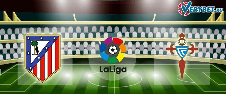 Атлетико Мадрид – Сельта 8 февраля 2021 прогноз