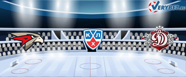 Авангард — Динамо Рига 9 февраля 2021 прогноз