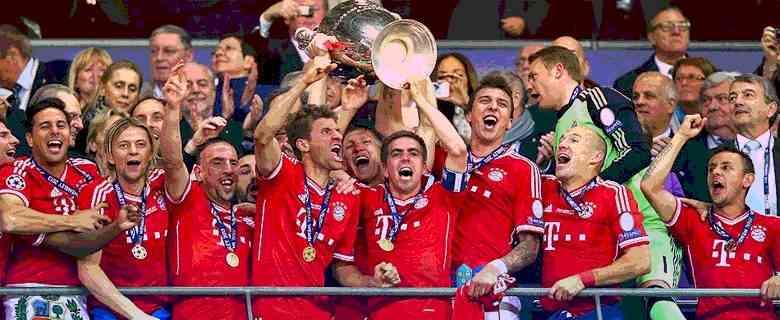 Бавария чемпион Лиги чемпионов