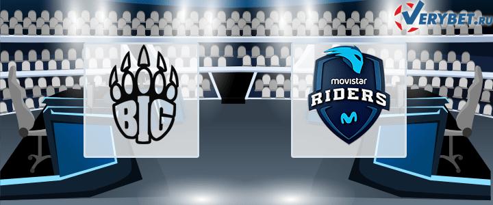 BIG – Movistar Riders 16 февраля 2021 прогноз