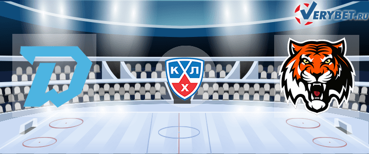 Динамо Минск — Амур 23 февраля 2021 прогноз